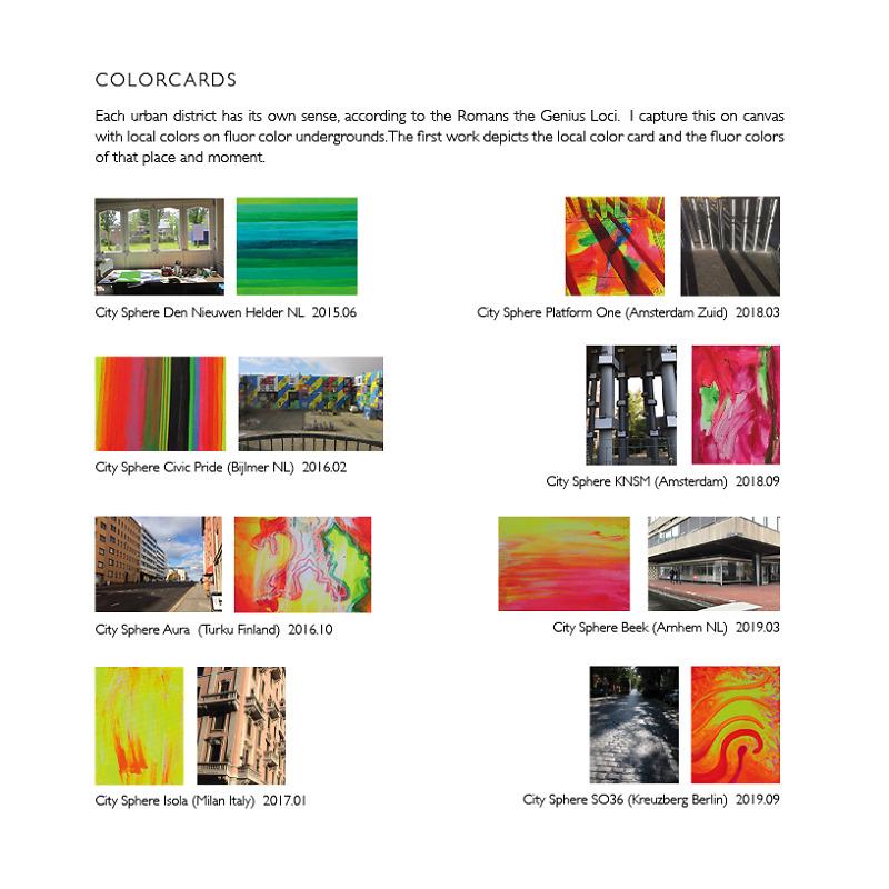 CS colorcards