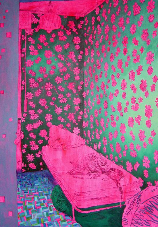 bedroom  175x150 cm
